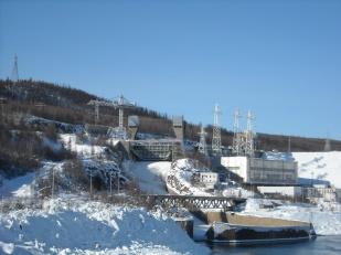 Вилюйская ГЭС в криолитозоне