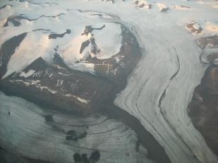 Ледник, Шпицберген 3