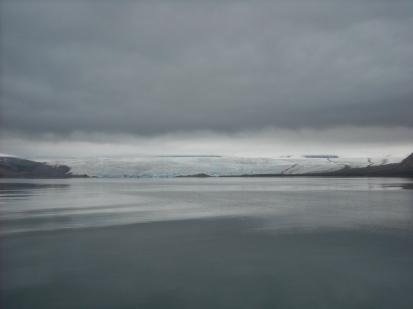 Ледник, Шпицберген 4