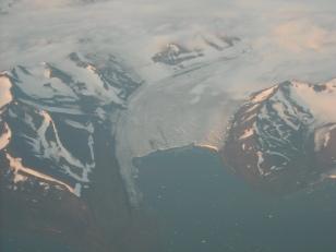 Ледник, Шпицберген